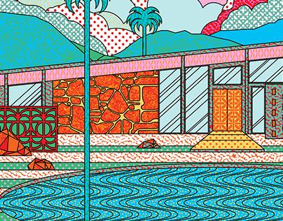 Palm Springs House 2