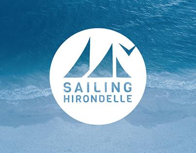 Sailing Hirondelle