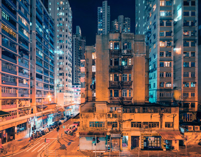 Hong Kong - the tiny house project