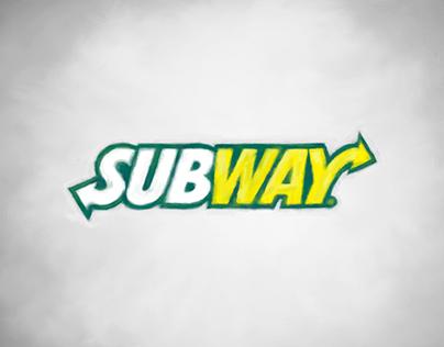 Subway Master Piece Club Sandwich pitch