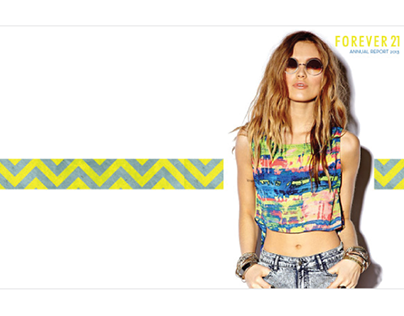 Forever 21 Annual Report