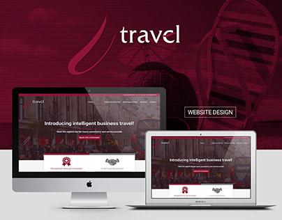 UTravel Website Design