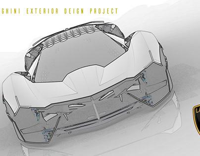 First Semester Project - Lamborghini Raton