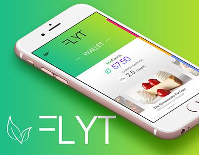 FLYT: Loyalty Platform (Scan QR Code & Get Reward)