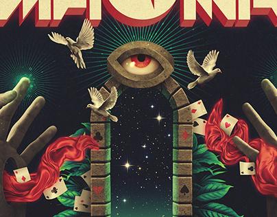 MAGMA // magazine cover