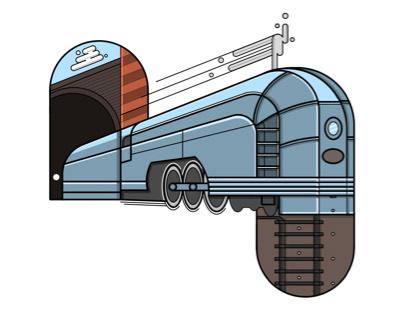 Mercury Train 1936
