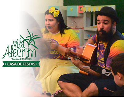 Vila Alecrim - Festa Infantil Dinossauro