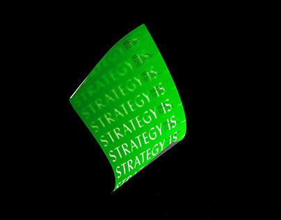 IE Strategy is: Poster