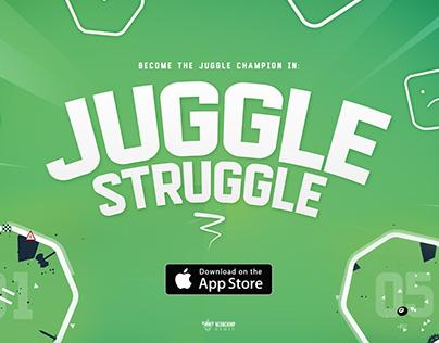 Juggle Struggle - Endless Jumper