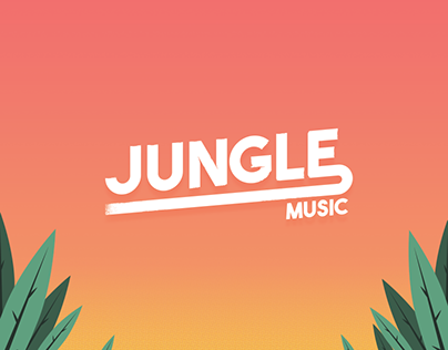 Jungle music - Look and Feel