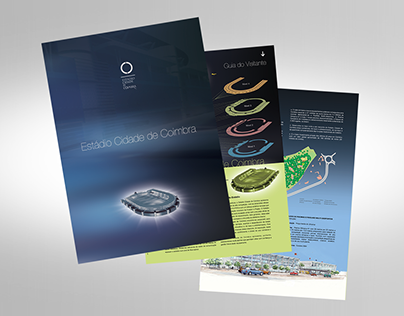 Brochure - Stadium of Coimbra - Technical Info. 2003