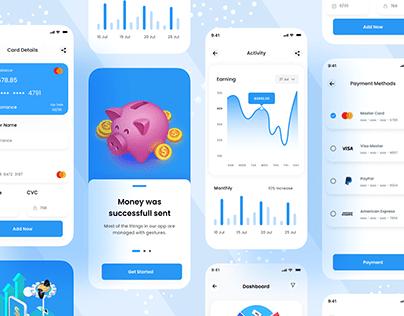 Transfer Money - UI App Design