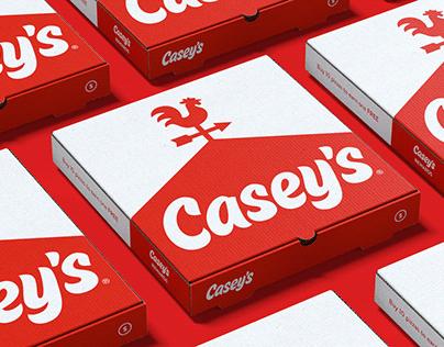 Casey's   3D Product Renders