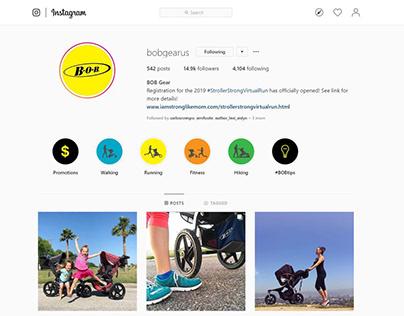 BOB Instagram Story Icon Graphics