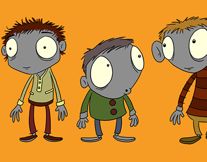 The Billyhop Brothers - Character Development