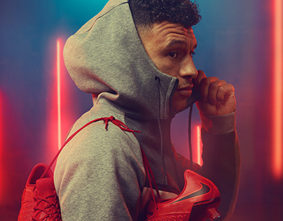 JD Nike Football - Photography Alan Clarke