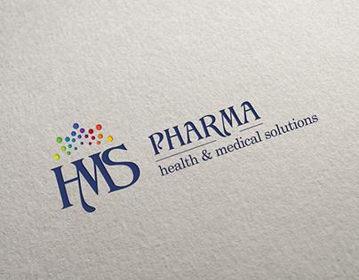 HMS Pharma logo
