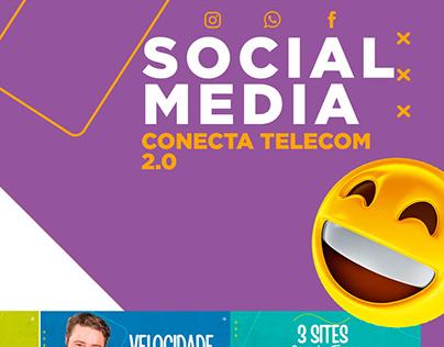 Social Media - Conecta Telecom