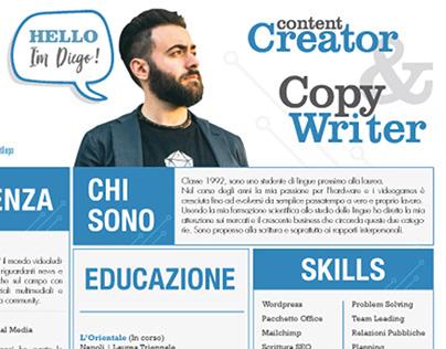 Curriculum Vitae - DelBuono
