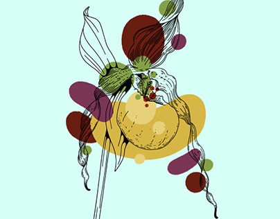 Wildflower Illustration Series