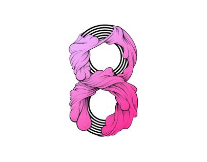 Numerografía #84 Yorokobu
