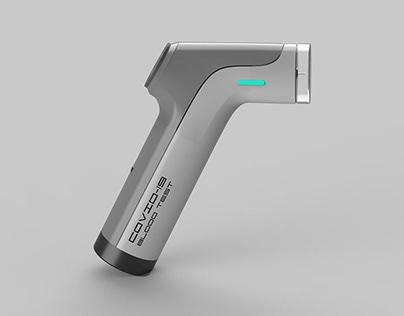 COVID-19 portable test strip
