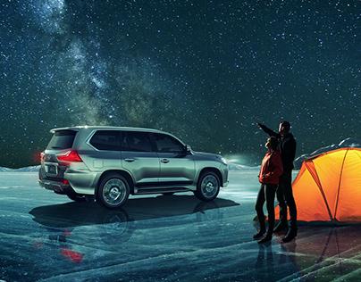 Lexus / Adventure Camp