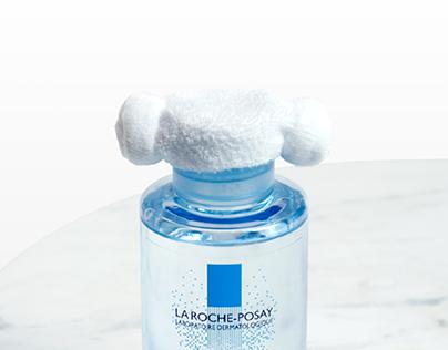 LA ROCHE-POSAY Micellar Water Press Kit