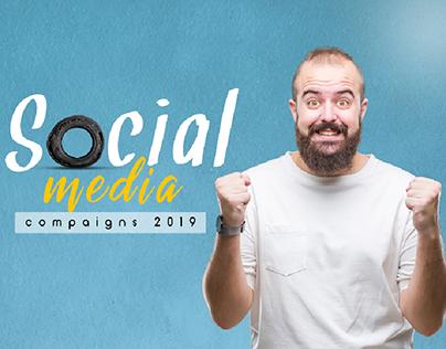 Social media | Campaigns 2019