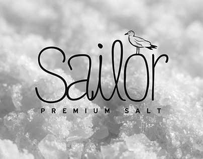 Sailor Salt premium packaging