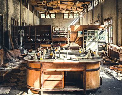 Abandoned Taiwan - 台灣棄景