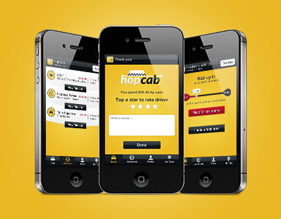 HopCab App