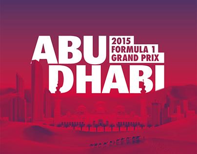 Formula 1 Abu Dhabi GRAND PRIX 2015