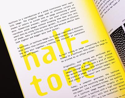 Print Manual — Publication