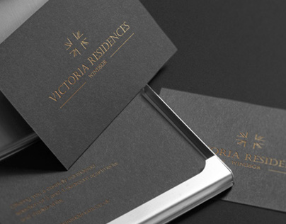 Victoria Residences Branding and Brochure Design