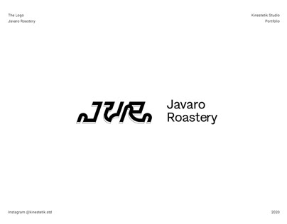Javaro Roastery - Visual Identity & Amenities