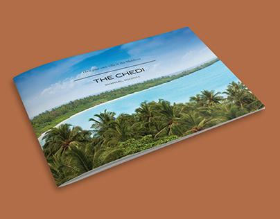 Luxury property brochure design
