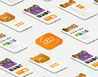 APPFIB- Design UX   UI