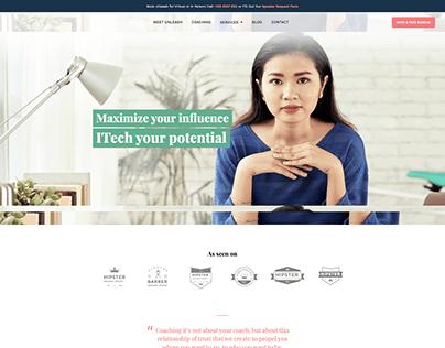 Business Website Design | Business Landing Page Design