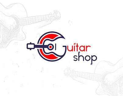 GUITAR SHOP- Brand Identity Design