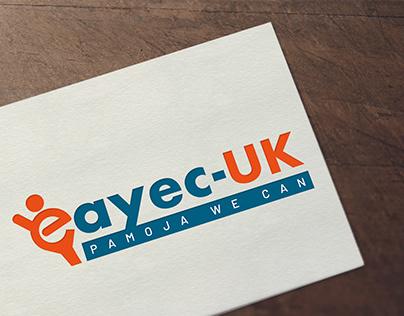 Eayec-UK Pamoja We Can Logo Design
