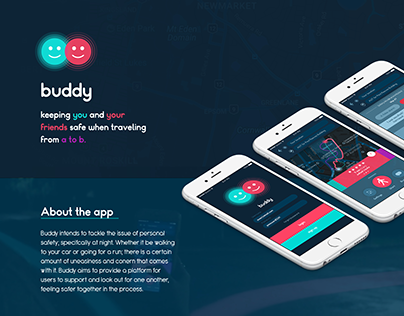 Buddy: Travel Safety App