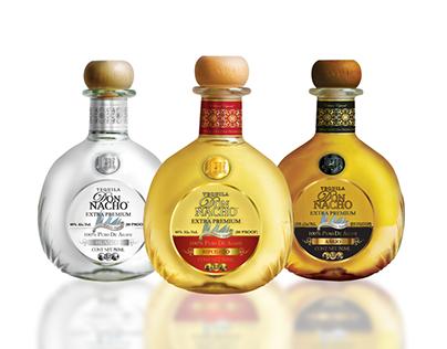 Tequila Don Nacho. Identidad de Producto