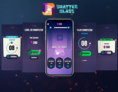 Shatter Glass UI