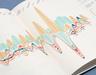 Italo Calvino: text & data | data visualization book
