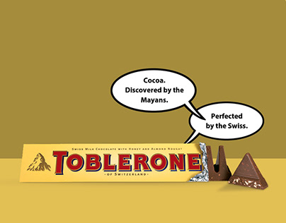 TOBLERONE - Discovery