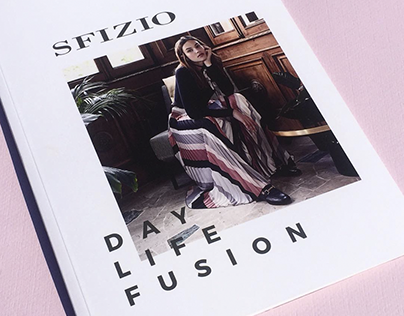 """""""Day life fusion"""" FW16-17 campaign"""