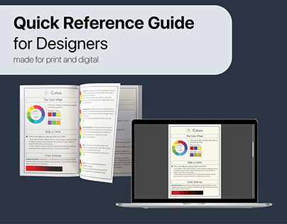 Quick Reference Guide Design
