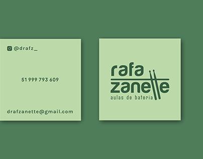 Rafa Zanette | Visit Card