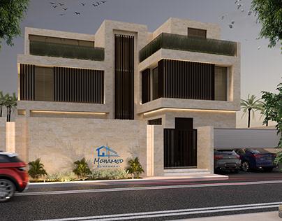 فيلا الرياض - حي النرجس